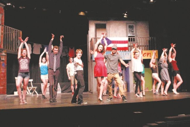 South goes Latin In the Heights